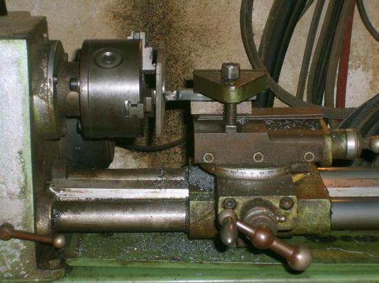 confection plaque raccord mélangeur carburateur