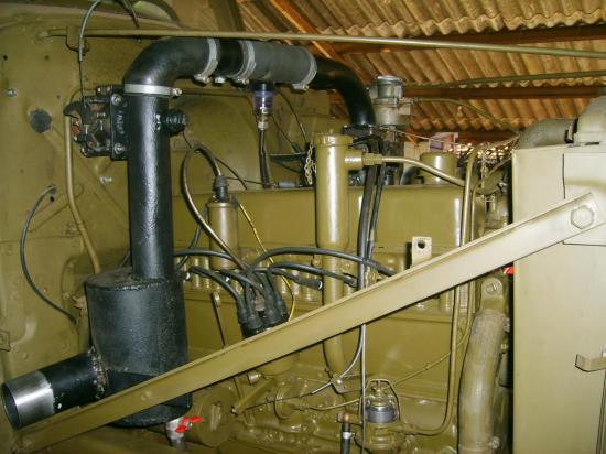 Raccordement filtre sécurité au mélangeur