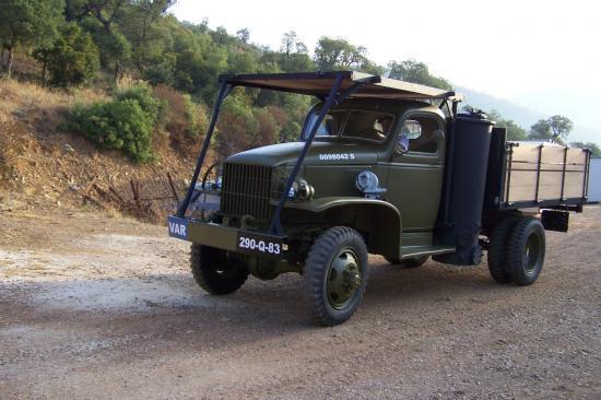 1ère sortie de mon Chevrolet Gazogène à bois Imbert !