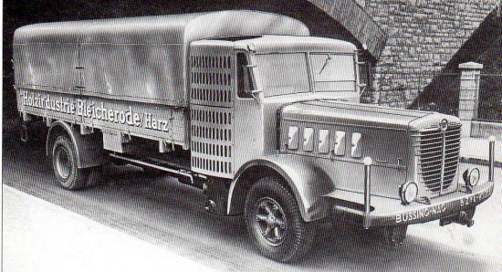 Camion Büssing-NAG