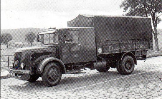 Camion Vomag