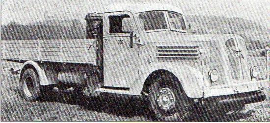 Camion Henschel