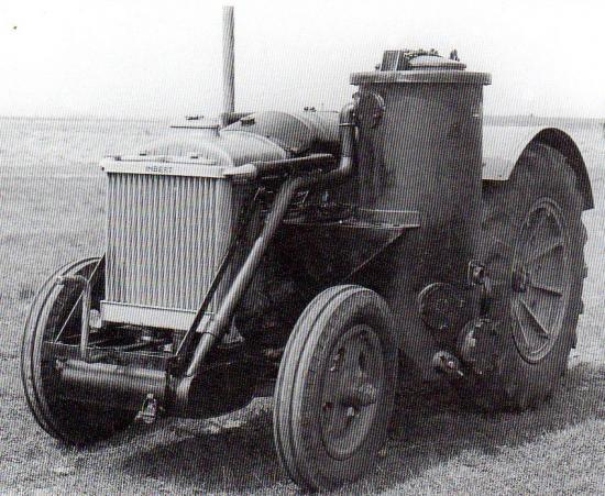 Tracteur Fordson