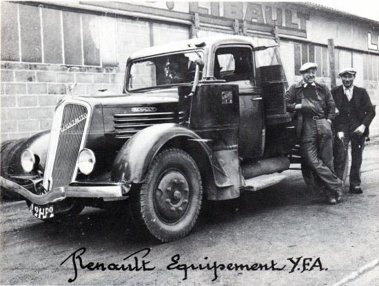 Renault Équipement YFA
